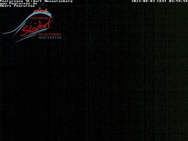 Webcam Skidorf Neuastenberg - Postwiese - obere Postwiese