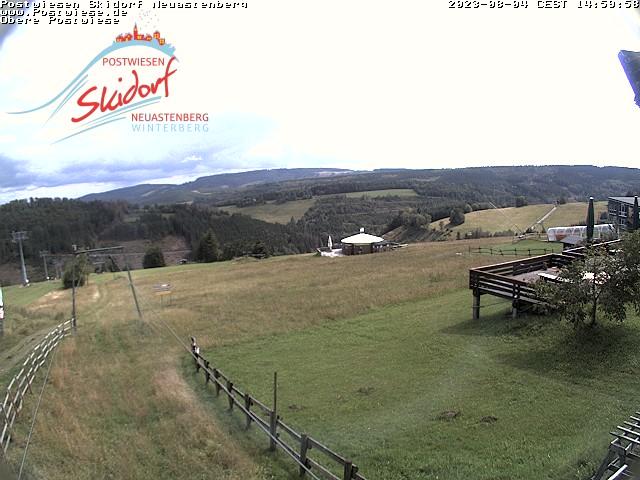 Webcam Skigebied Neuastenberg - Postwiese Sauerland