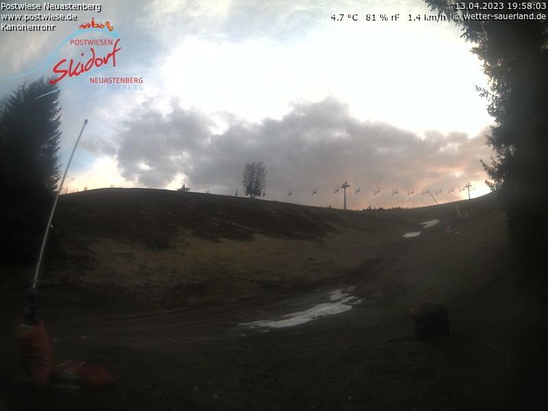 Webcam Osthang -Kanonenrohr-