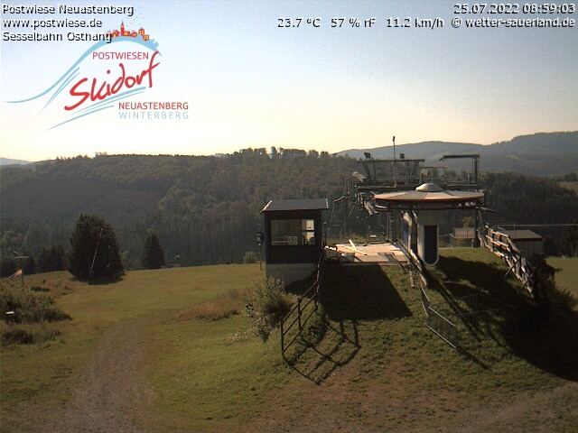 Webcam Funpark Postwiese
