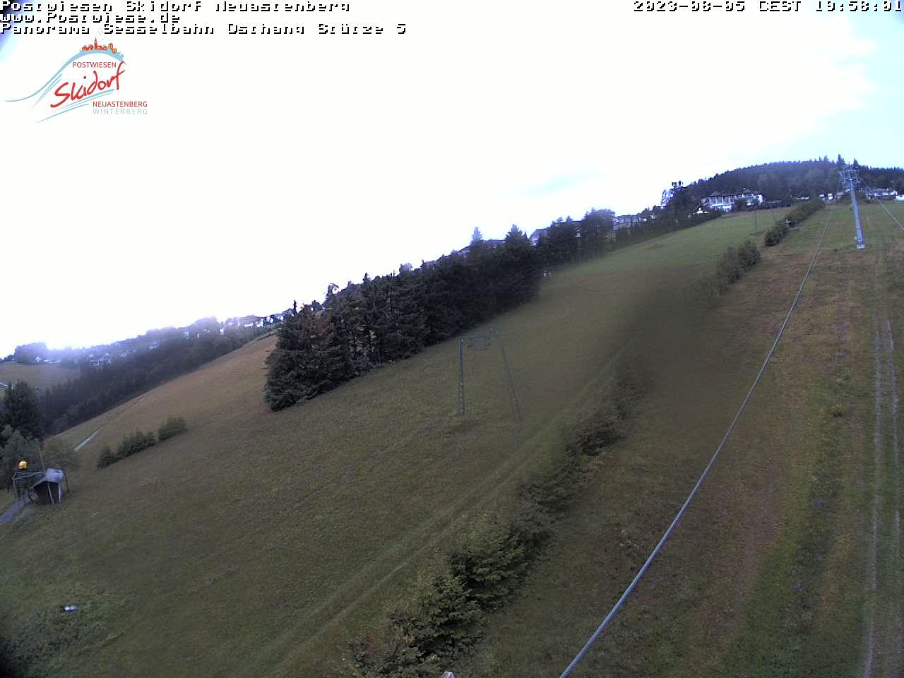 Webcam 1 Osthang Sesselbahn