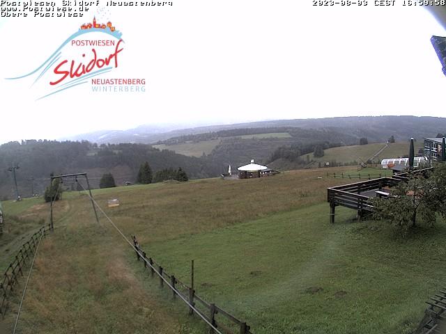 Neuastenberg Postwiese Webcam