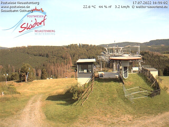 Neuastenberg Postwiese Funpark Webcam